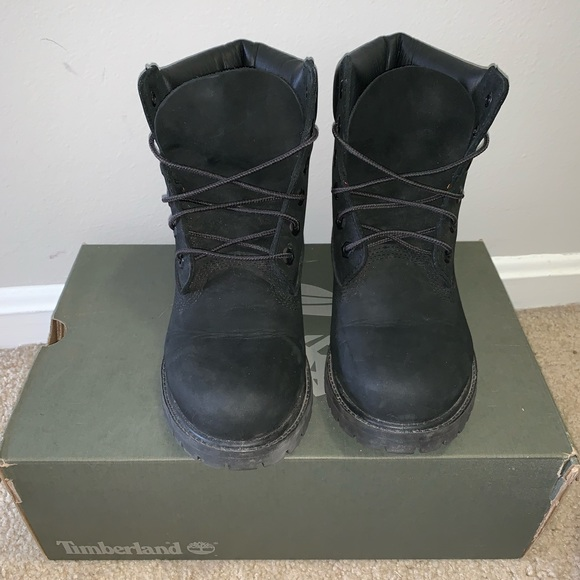 6 inch premium waterproof Timberland boots